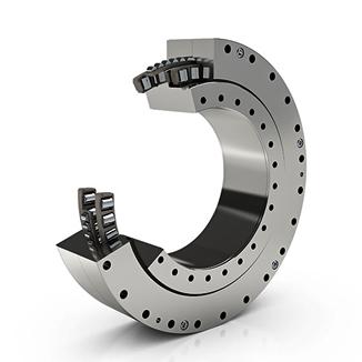 Three-Row Roller slewing bearing