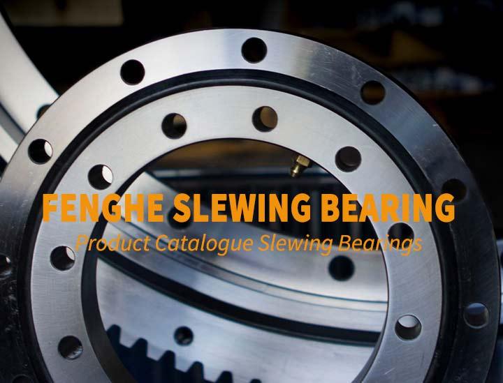 Product Catalogue Slewing Bearings